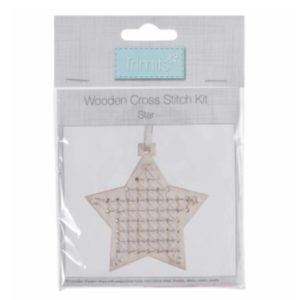 Wooden Star KIt-GCK068