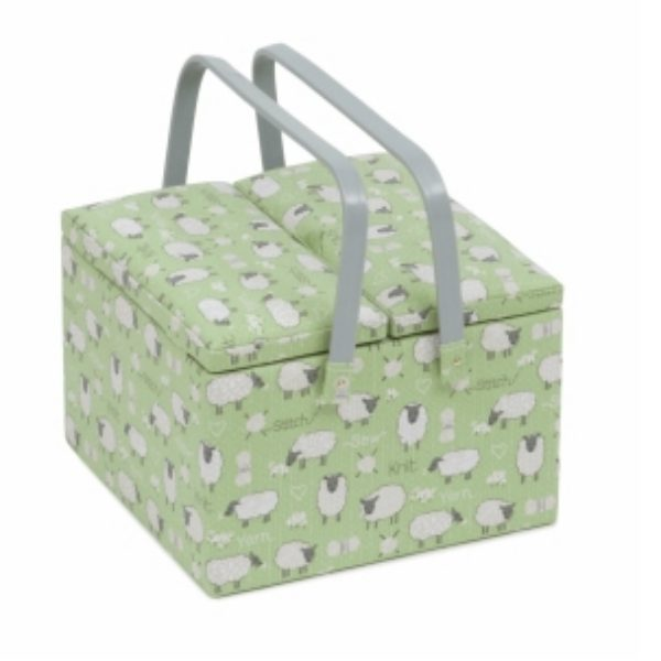 Sewing Box MRLTLE/438 twin lid