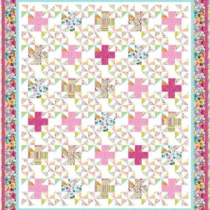 Spring Theory Dolly Quilt-PDF