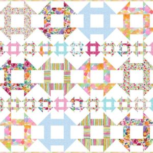 Spring Theory Memory Quilt-PDF