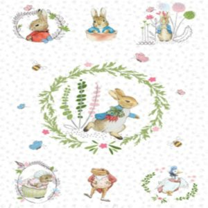 Peter Rabbit Characters, Beatrix Potter