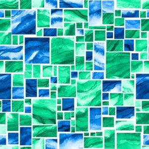 Aziza 4802-108 Tiles Teal