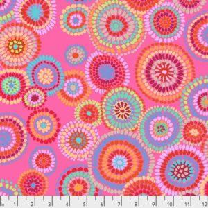 Mosaic Circles PWGP176.Pink 2020