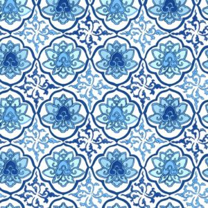Silk Road PWSL085.Blue
