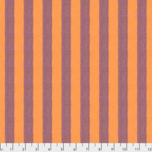 Shot Cotton Wide Stripe-SSGP001.Cantaloupe