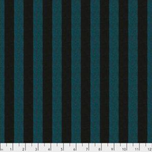 Shot Cotton Wide Stripe-SSGP001.Fjord