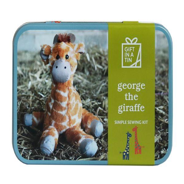 George the Giraffe 101312