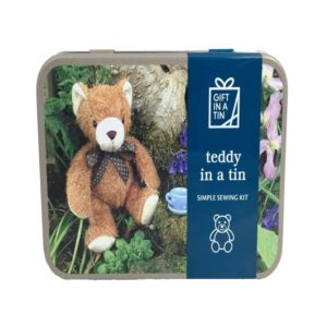 Teddy in a Tin 101319