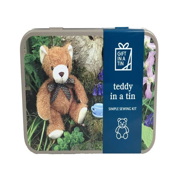 Teddy in a Tin 101319