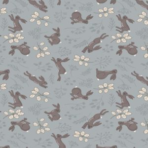 Jersey Knits Hares J010-01