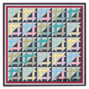 Bumbleberries Quilt PDF