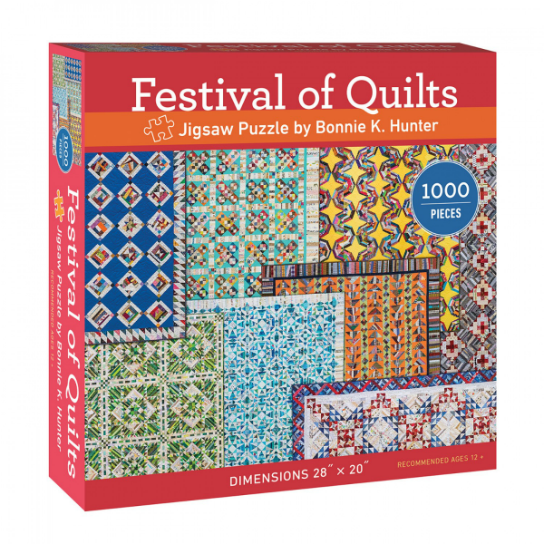 Festival of Quilts Jigsaw