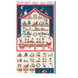 Christmas Advent Calendars & Panels