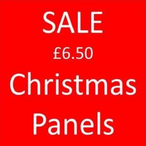Sale: Xmas Panels