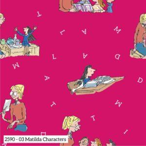 Matilda 2590-03 Characters