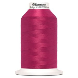 Bulky Lock 80 - Polyester - Overlocking Thread - Solid Colour