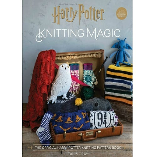 Harry Potter Book of Knitting Patterns