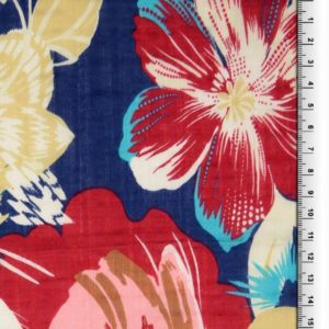Cotton Viscose Print 1323373007