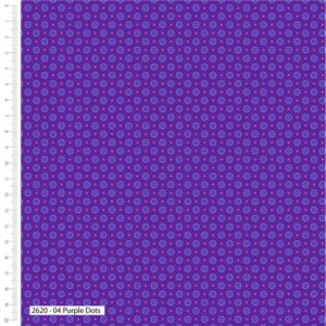 Makoti Purple Dots 2620-04