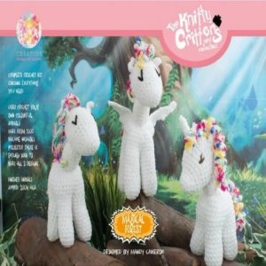 Knitty Critters KC556-Magical Fores