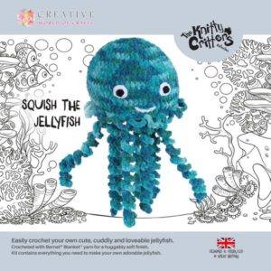 Knitty Critters KC597 Jellyfish