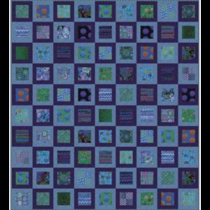 square in square quilt pdf