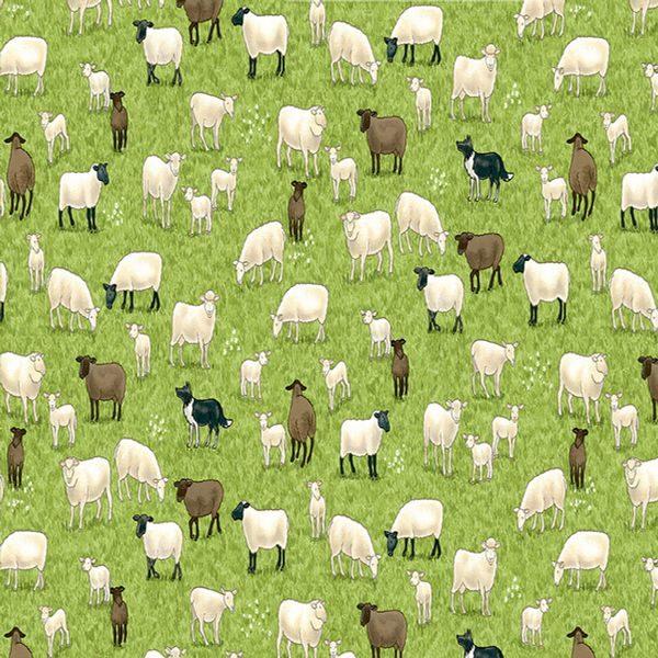 Village Life 2291.1 Sheep