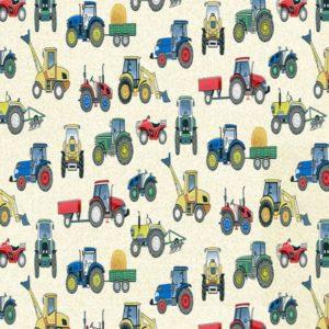 Village Life 2296.Q Tractors