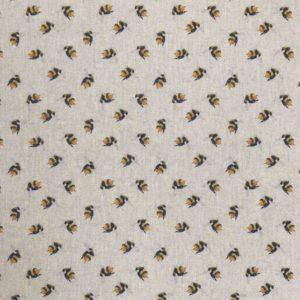 Popart Linen Miniature Bumblebees