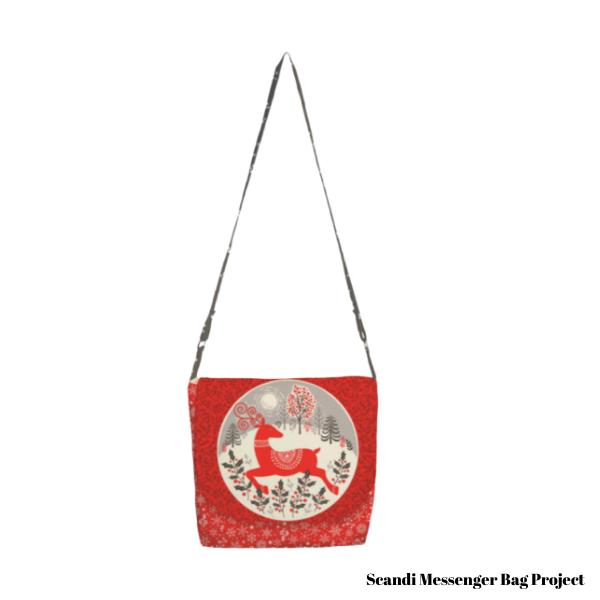 Scandi Messenger Bag PDF
