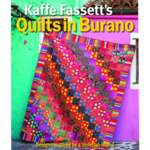 Quilts in Burano Kaffe Fassett