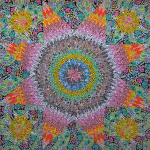 Fabric Pack Shimmer Star