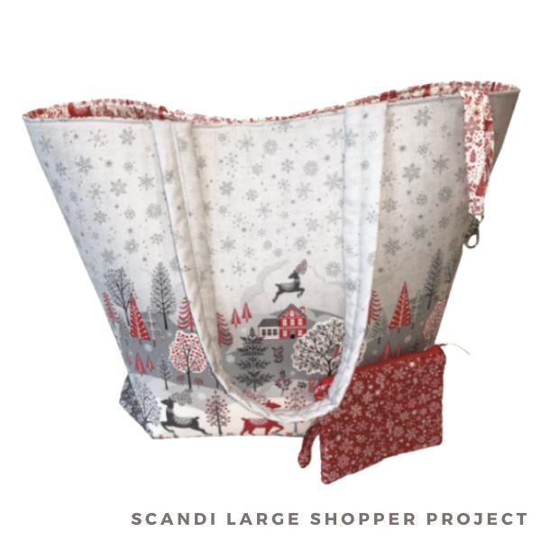 Scandi Shopper Bag PDF