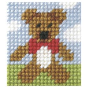 Embroidery Kit Teddy-OCR.9717