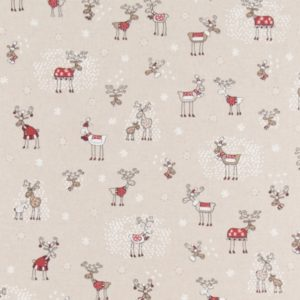 07299-065 Popart Linen Christmas