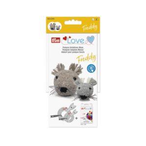 Prym Pompom Template Mouse