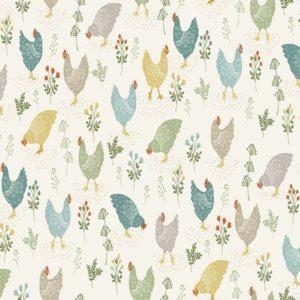 Clara s Garden 2262Q Chickens