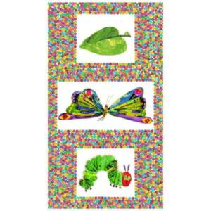Very Hungry Caterpillar 23471.Original Panel