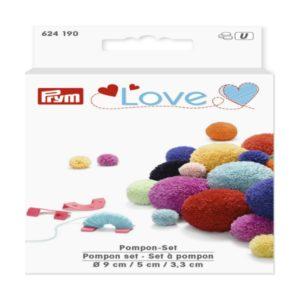 Prym Love Pompom Set-624190