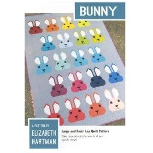 Bunny Pattern Elizabeth Hartman