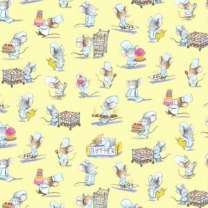 Olivet Bakery C7374 Yellow