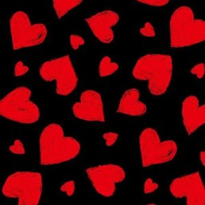 Red Chalk Hearts C7745-Gail