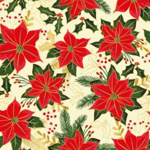 Traditional Poinsettia 2605-01