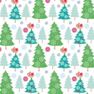 Santa & Reindeer 2608-02 Owl