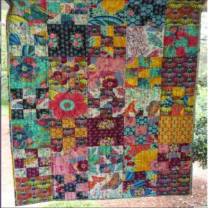 Hindsight 9Patch Quilt Project