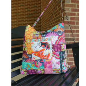 Hindsight Patchwork Carryall Project