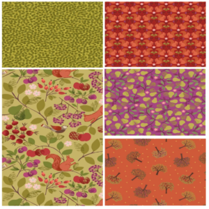 The Orchard Fat Quarter Bundle Two