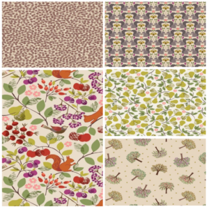 The Orchard Fat Quarter Bundle One