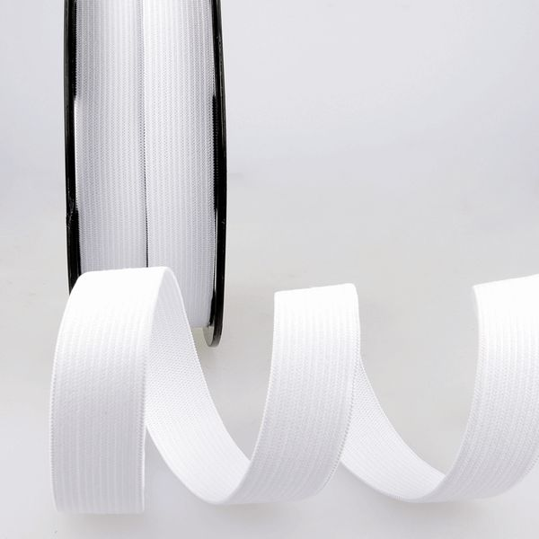 Elastic Ribbon White S1908B005.001