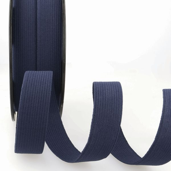 Elastic Ribbon Navy Blue S1908b005.001